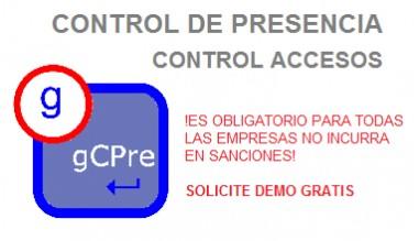 CONTROL DE PRESENCIA